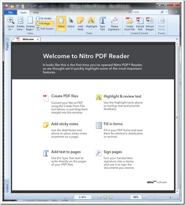 Reader Для Windows 7 - фото 4