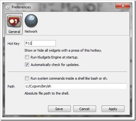 how to add dashboard on mac