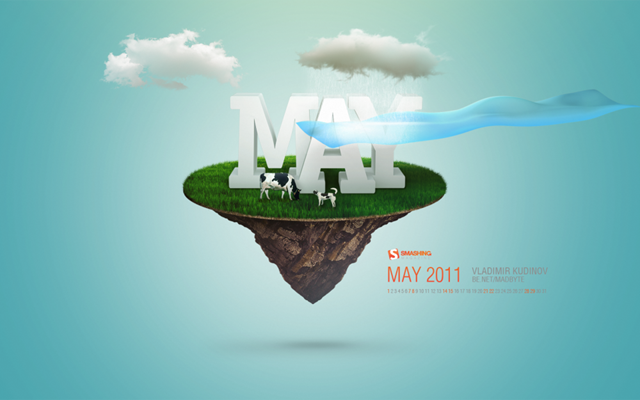 Month Of May Themes Download smashing magazine may