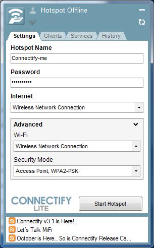Connectify 3.0 скачать - фото 10