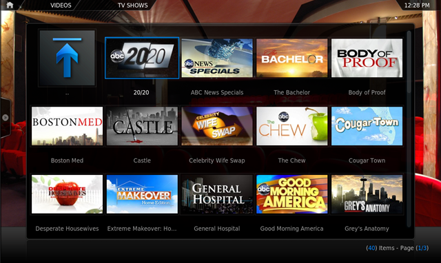 Free Cable Addon For Xbmc
