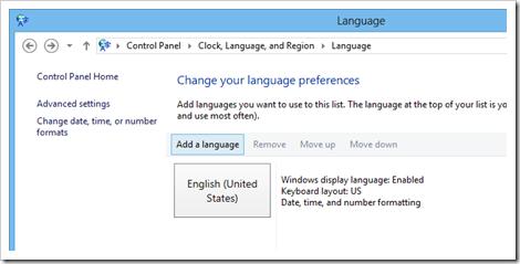 Language Input Method - add language