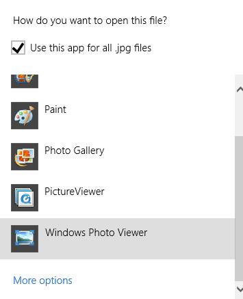 how to change default viewer in macbook