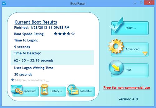 BootRacer - Result #2