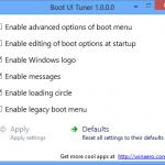 How To Customize Windows 8 Boot Options With Boot UI Tuner