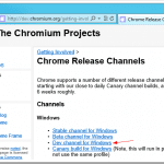 How To Try Out Metro Version of Chrome in Windows 8