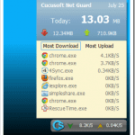 Cucusoft Net Guard - Screen #1