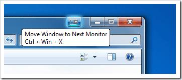 DisplayFusion - titlebar