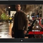 Jack Reacher Theme for Windows 7 & 8