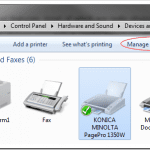 Windows 7 Tip: How To Change Default Printer Based On The Network You Are Connected To