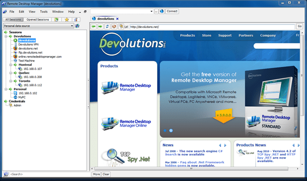Top 3 Free Remote Desktop Connections Manager - Next of Windows