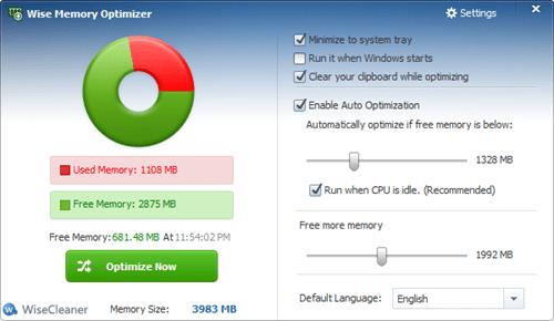 ram booster windows 10 gratuit