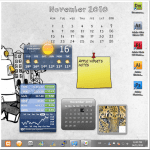 apple widgets on windows 7