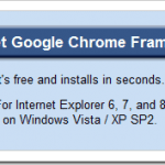 Google Chrome Frame Brings HTML5 to Any Version of Internet Explorer
