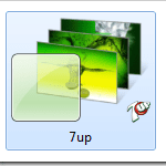 Nothing but 7up Theme for Windows 7