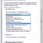 [How To] Use Compatibility Mode in Windows 7