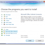 Adding More Apps to Windows 7 with Windows Live Essential Application