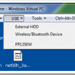 Can't Find Printer Driver For Your 64-bit Windows 7? Try Virtual PC and XP Mode