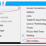 How To Show Your Computer Name on the Taskbar in Windows 7 Just in One Step