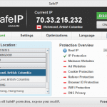 Anonymously Surf Internet to Protect Your Online Identity with SafeIP