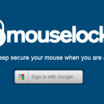 mouseclick - signin page