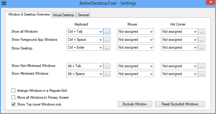 how to set a shortut keyboard snipping tool