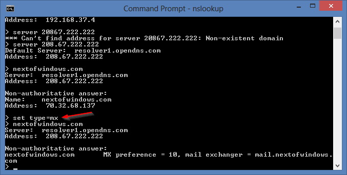 Troubleshooting Network Problems with Command Line ...