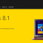 RT 8.1 Update Has Returned – Upgrade Microsoft Surface RT to Windows 8.1