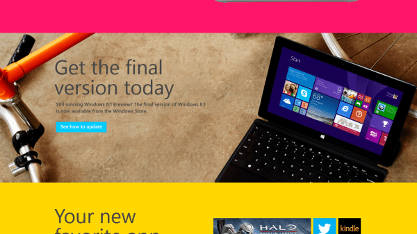 Windows 8.1 Preview update