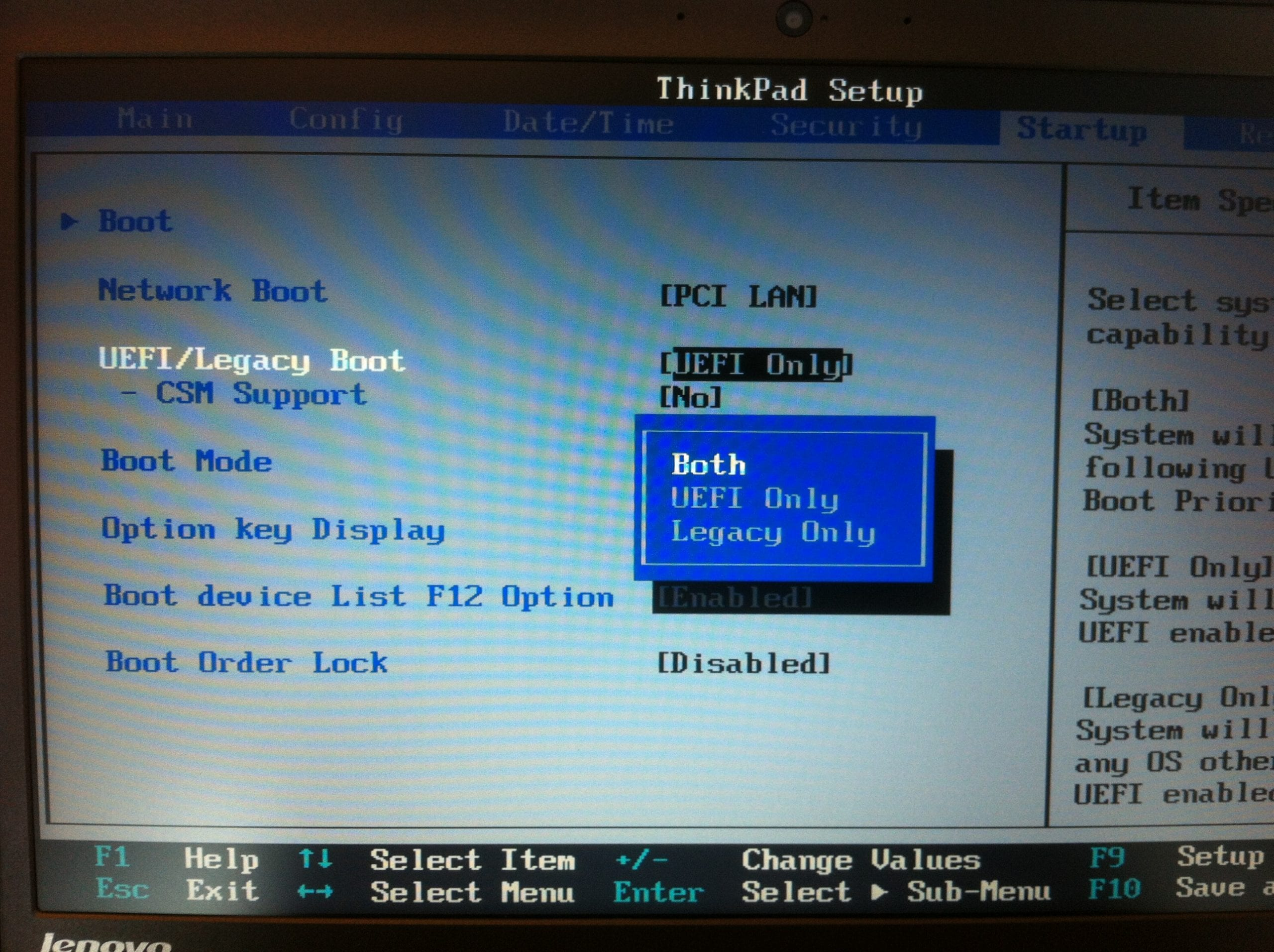 Why my windows 8 ready pc won t boot from usb to install windows 7