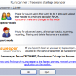 Runscanner to Keep Your Windows Startup Safe without being Hijacked
