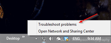 Network adapter - troubleshoot problems