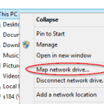 Got A FTP Drive? Why Not Mapping It Onto Windows Explorer for Easy Access?