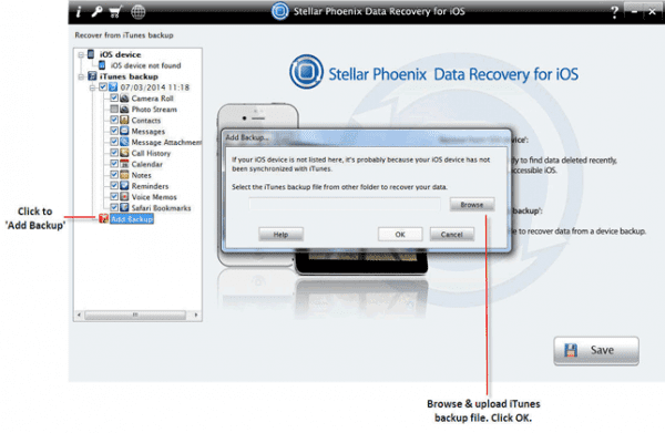 how to change itunes device backup location
