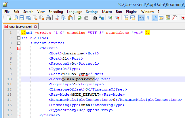 windows 10 how to make c users user.name appdata appear