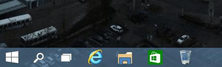 2014-11-05 21_44_05-Windows 10 - Recycle Bin on Taskbar