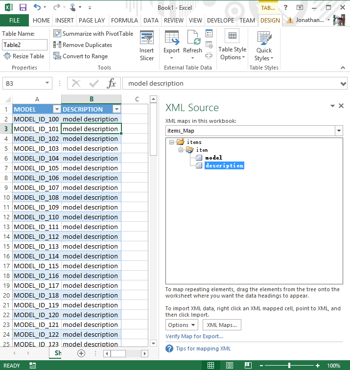 Excel Error Log: How To Convert Excel Spreadsheet To JSON