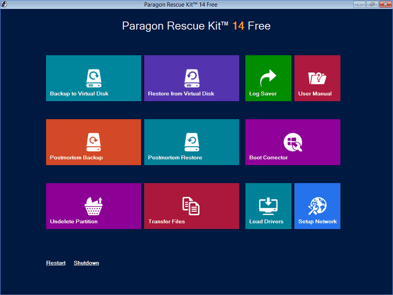 Rescue Kit 14 Free Edition - Overview - 2015-02-04 12_52_29
