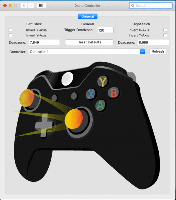 Xbox One Controller On Mac