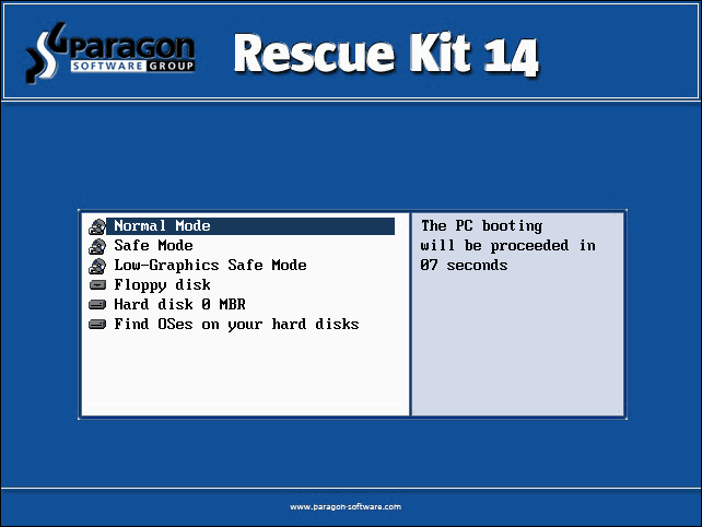 Rescue Kit Linux