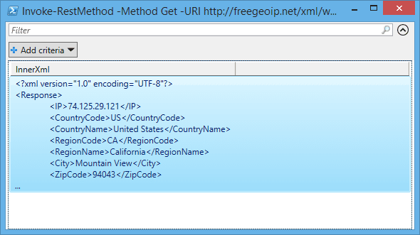 Invoke-RestMethod -Method Get -URI http___freegeoip.net_xml_www.nextofwindows.co - 2015-04-23 14_06_26