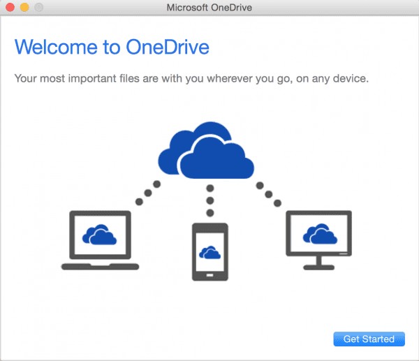OneDrive Troubleshoot