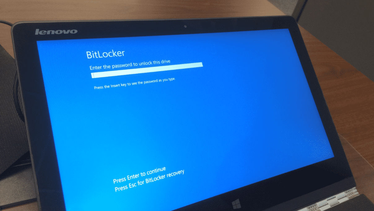 how to recover bitlocker password in windows 8.1