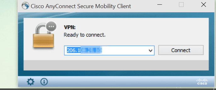 cisco anyconnect vpn not working windows 10