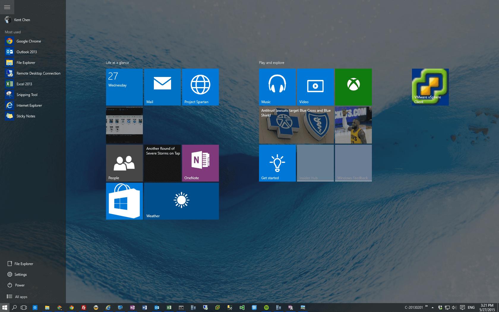 change windows icon start button