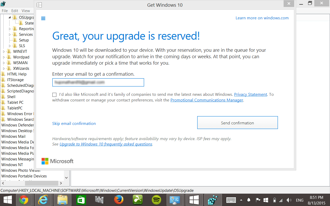 How To Upgrade HP Stream 7 from Windows 8.1 to Windows 10 ...