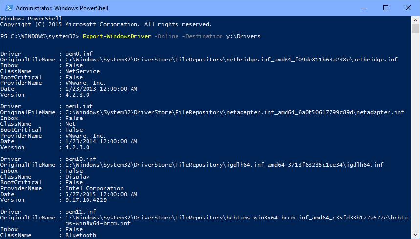Powershell 6 Windows 10