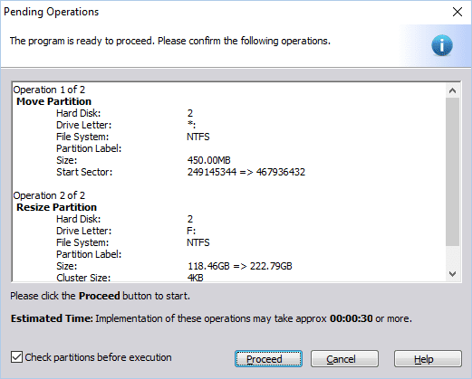 how to migrate windows to another drive