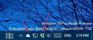 Windows 10 - Dropbox and OneDrive on Taskbar
