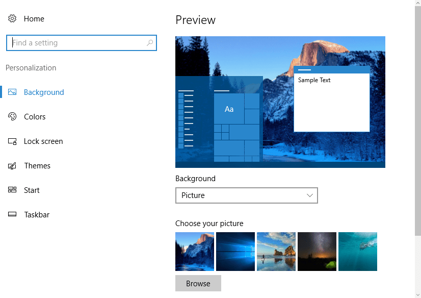 Where Are Windows 10 Default Wallpapers Saved